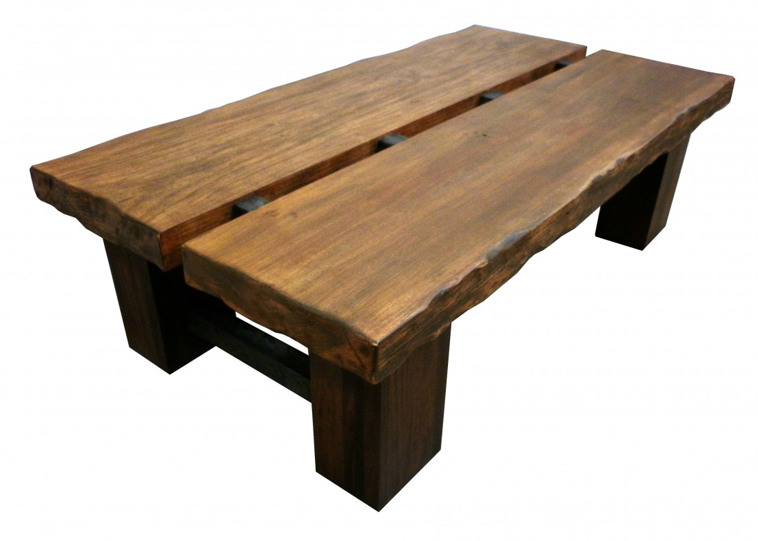 Foreign Accents Rainforest Coffee Table